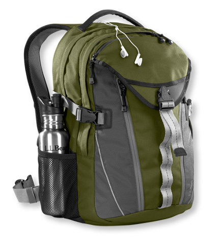 L.L. Bean Quad back pack