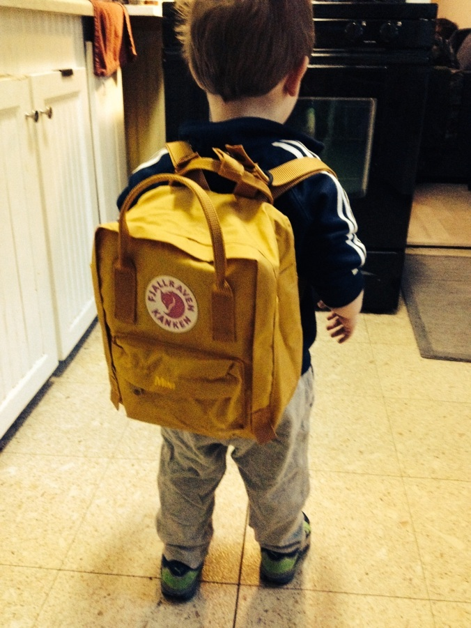 kid's back pack for travel