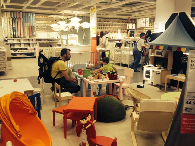IKEA children's department