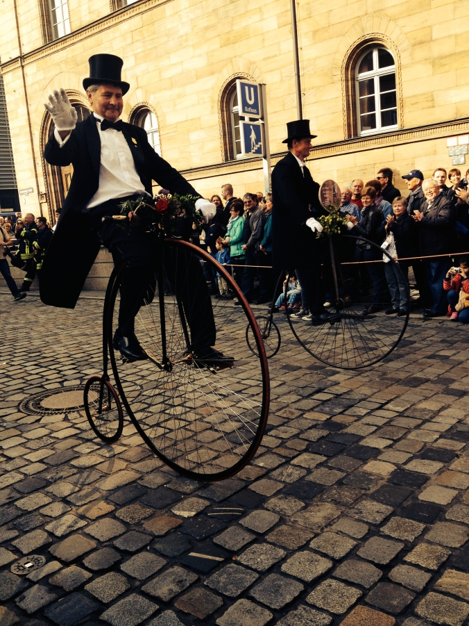 Olde Time bike